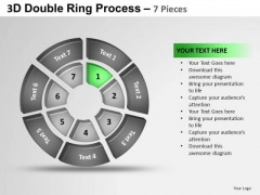PowerPoint Slides Business Double Ring Ppt Slides