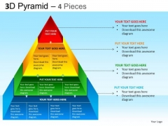 PowerPoint Slides Business Growth Pyramid Ppt Layouts