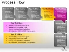 PowerPoint Slides Business Process Flow Ppt Templates