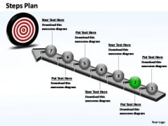 PowerPoint Slides Business Steps Plan Ppt Process