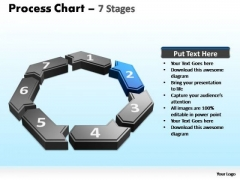 PowerPoint Slides Chart Process Chart Ppt Template