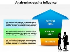PowerPoint Slides Company Analyze Increasing Ppt Theme