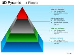 PowerPoint Slides Corporate Teamwork Pyramid Ppt Themes