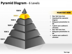 PowerPoint Slides Editable Cone Diagram Ppt Template