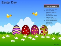 PowerPoint Slides Editable Easter Day Ppt Designs