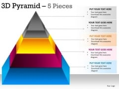 PowerPoint Slides Editable Pyramid Ppt Template