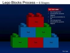 PowerPoint Slides Education Lego Blocks Ppt Slide Designs