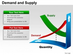 PowerPoint Slides Graphic Demand And Supply Ppt Layouts