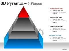 PowerPoint Slides Graphic Pyramid Ppt Designs