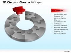 PowerPoint Slides Growth Circular Ppt Design Slides