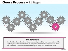 PowerPoint Slides Growth Gears Ppt Design Slides