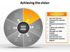 PowerPoint Slides Growth Vision Ppt Presentation