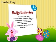 PowerPoint Slides Happy Easter Day Ppt Designs