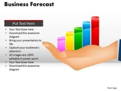 PowerPoint Slides Leadership Business Forecast Ppt Template