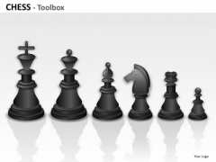 PowerPoint Slides On Chess Ppt Diagram Templates