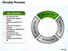 PowerPoint Slides Process Circular Process Ppt Templates