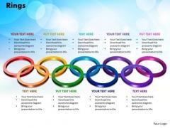 PowerPoint Slides Rings Business Ppt Slides