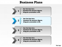 PowerPoint Slides Sales Business Plans Ppt Slides