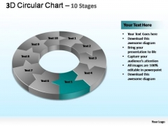 PowerPoint Slides Strategy Circular Process Ppt Designs
