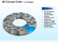 PowerPoint Slides Strategy Circular Process Ppt Themes