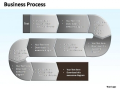 PowerPoint Slides Strategy Complex Business Process Ppt Designs