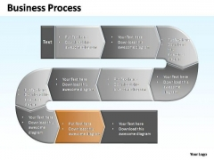 PowerPoint Slides Strategy Complex Business Process Ppt Template