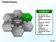 PowerPoint Slides Strategy Puzzle Ppt Slide Designs