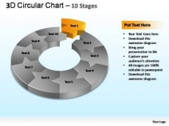 PowerPoint Slides Success Circular Process Ppt Slides
