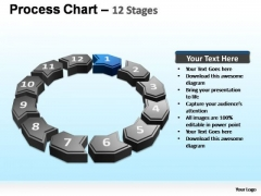 PowerPoint Slides Success Cyclical Process Ppt Designs