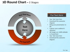 PowerPoint Slides Success Round Process Flow Chart Ppt Slide Designs
