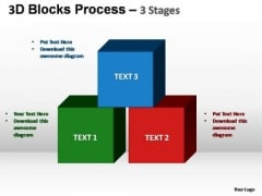 PowerPoint Template Business Building Blocks Ppt Backgrounds