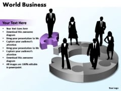 PowerPoint Template Business World Ppt Slides