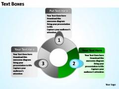 PowerPoint Template Chart Dimensional Program Ppt Slide