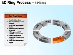PowerPoint Template Circular Process Chart Ppt Designs