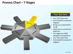 PowerPoint Template Company Process Chart Ppt Theme