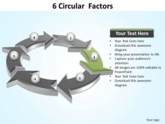 PowerPoint Template Company Reinforcing Factors Ppt Presentation