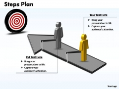 PowerPoint Template Company Steps Plan 2 Stages Style 3 Ppt Theme