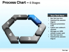 PowerPoint Template Diagram Cyclical Process Ppt Design