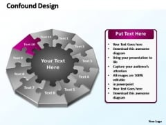 PowerPoint Template Download Confound Design Ppt Designs
