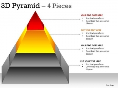 PowerPoint Template Editable Pyramid Ppt Themes