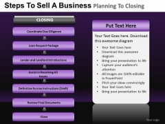 PowerPoint Template Education Business Planning Ppt Backgrounds