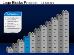 PowerPoint Template Education Lego Blocks Ppt Layouts