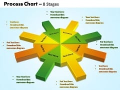 PowerPoint Template Graphic Process Chart Ppt Template
