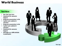 PowerPoint Template Graphic World Business Ppt Slides