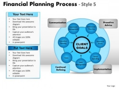 PowerPoint Template Growth Financial Planning Ppt Theme