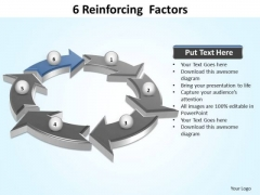 PowerPoint Template Image Reinforcing Factors Ppt Design