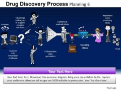 PowerPoint Template Leadership Drug Discovery Ppt Layout