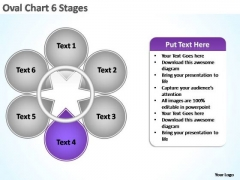 PowerPoint Template Leadership Oval Ppt Template