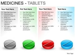 PowerPoint Template Marketing Medicine Tablets Ppt Themes