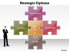 PowerPoint Template Process Business Strategic Options Ppt Theme